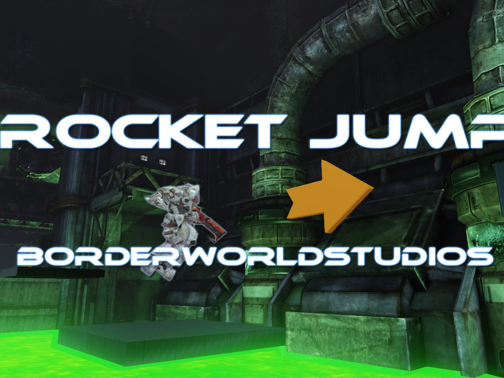 Rocket Jump - A New Formula for Platformers's video poster