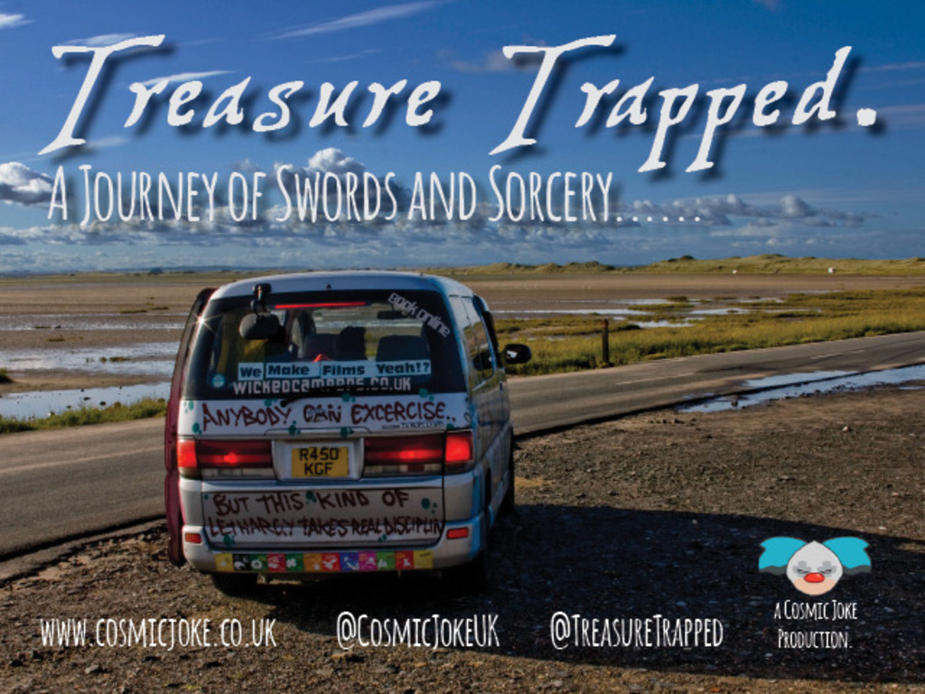 Treasure Trapped's video poster