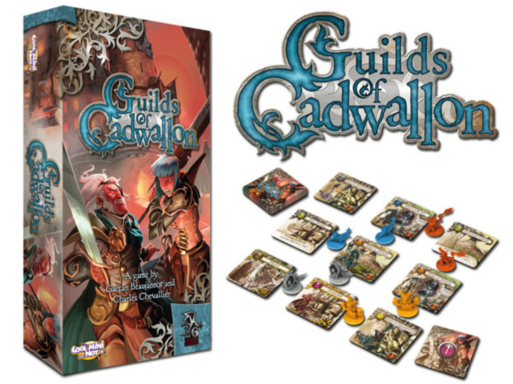 Guilds of Cadwallon's video poster