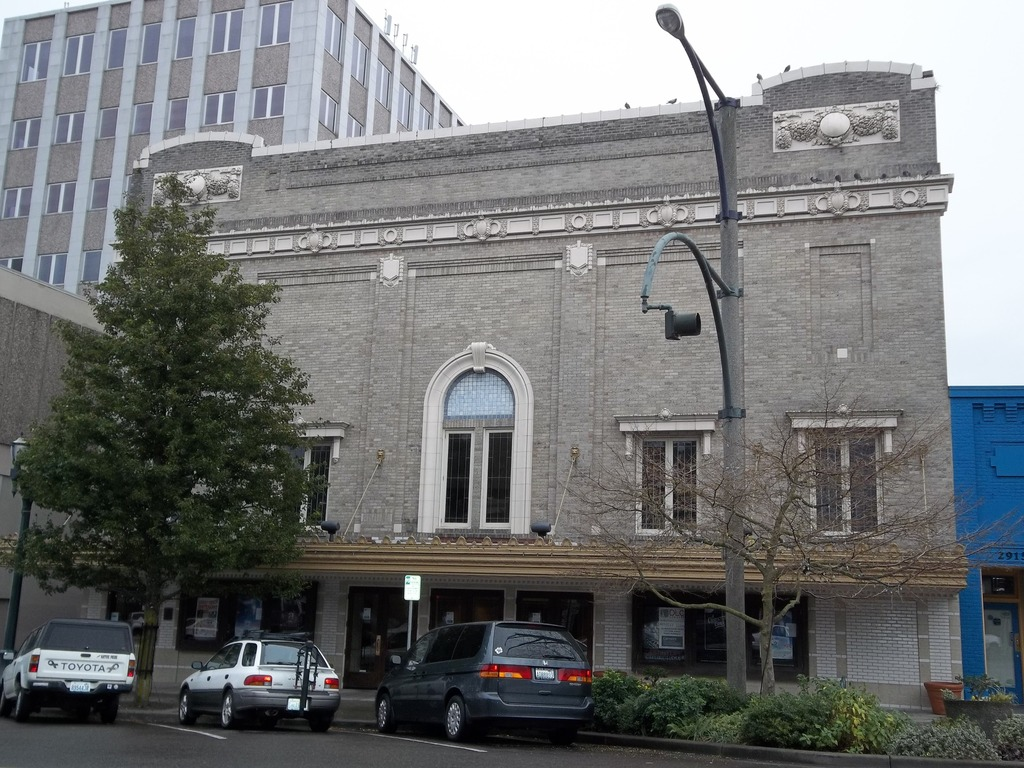 Help The Historic Everett Theatre!!'s video poster