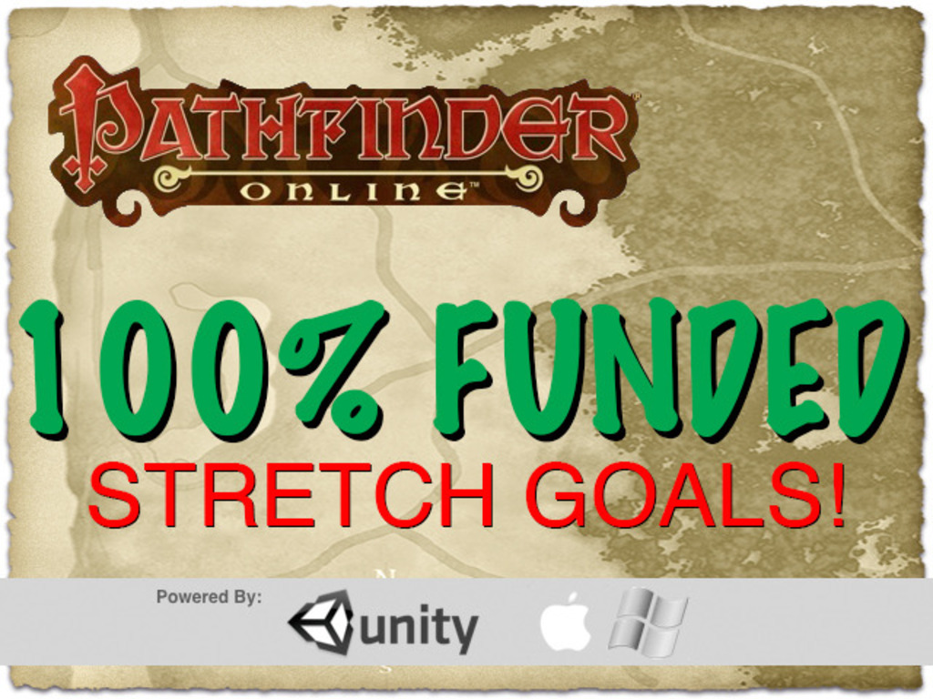Pathfinder Online: A Fantasy Sandbox MMO's video poster