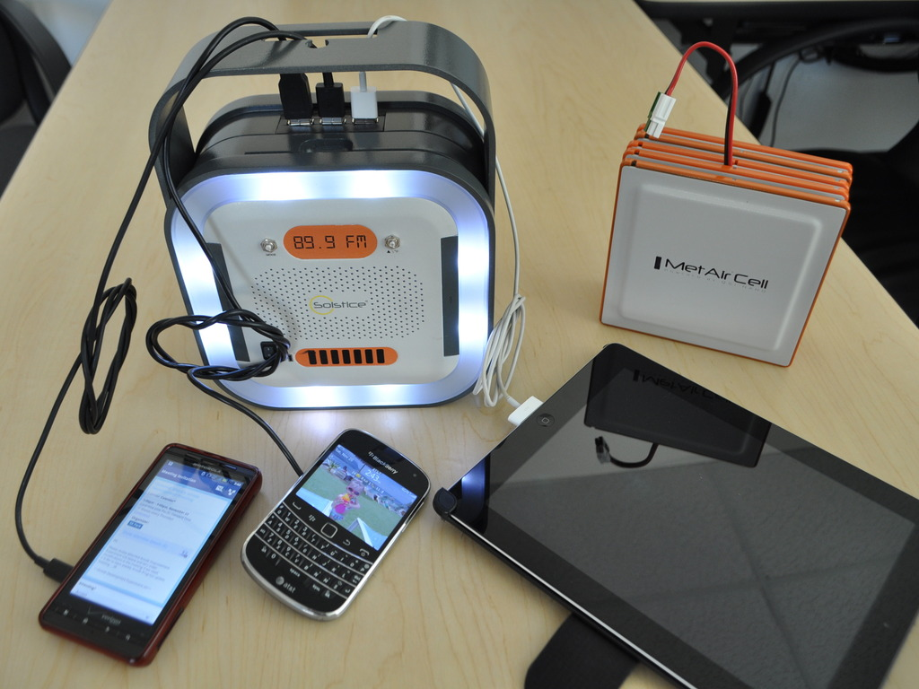 Emergency Mobile Device Charger for Power Outages, Disasters's video poster