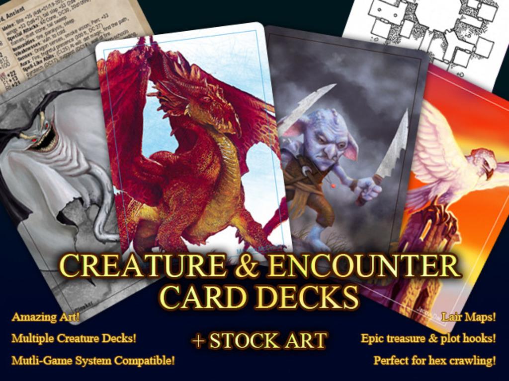 Creature & Encounter RPG Card Decks's video poster