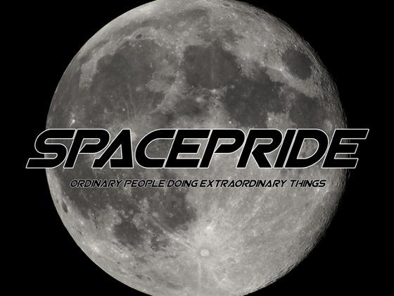 Team SpacePRIDE KickStarter