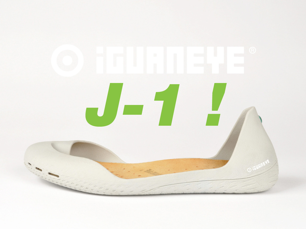 IGUANEYE freshoe : Ultra-minimal shoes inspired by Amazonian's video poster