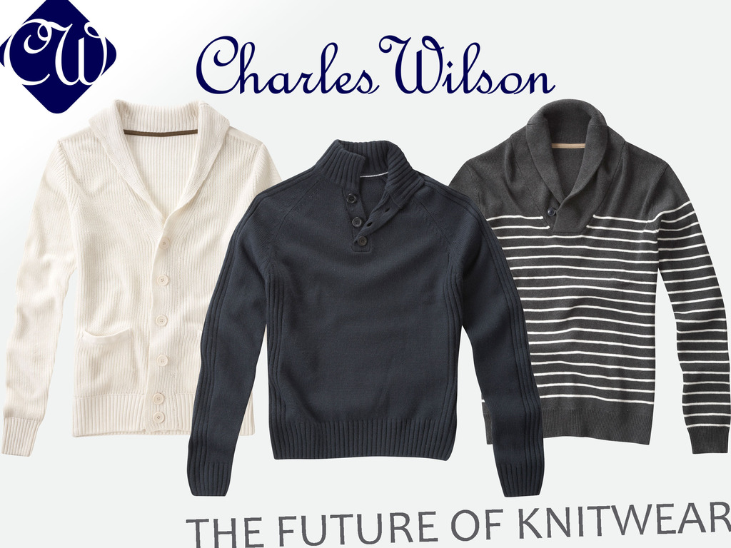 Charles Wilson: The Future of Knitwear's video poster
