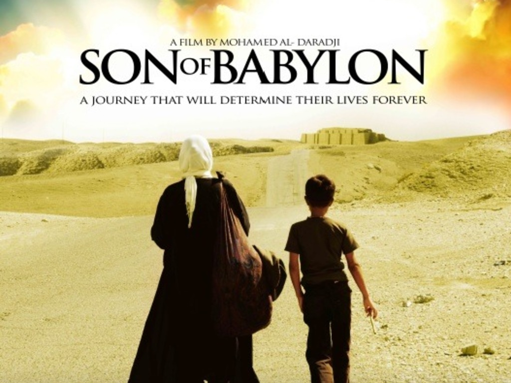 SON OF BABYLON: the American release! (Canceled)'s video poster