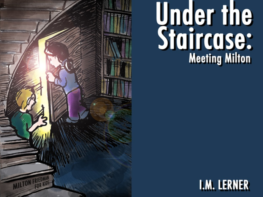 Under the Staircase - An Economic Adventure Series for Kids's video poster