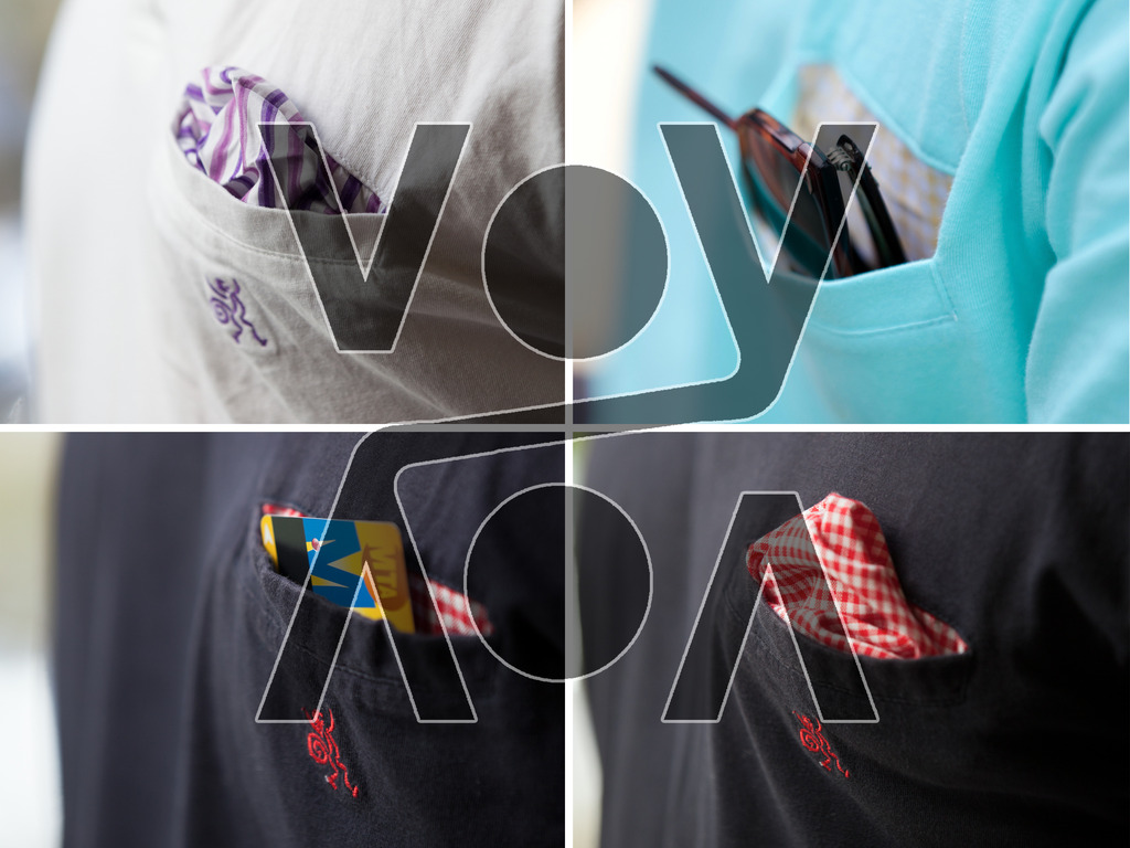 VoyVoy: The Pocket Square T-Shirt's video poster