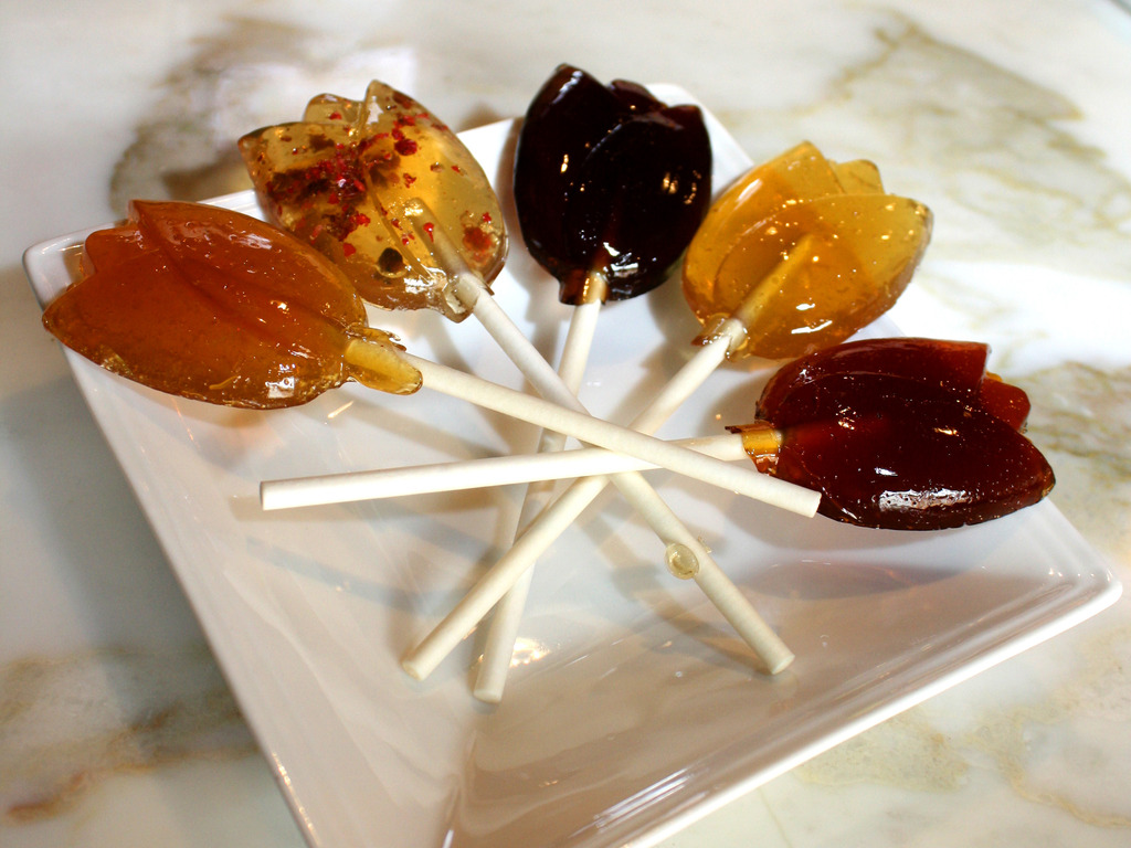 Savor Sweets - Unique hard candy made with whole ingredients's video poster