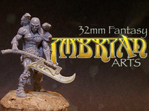 Imbrian Arts Miniatures