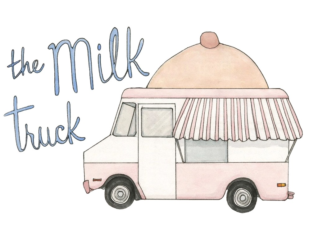 The Milk Truck's video poster