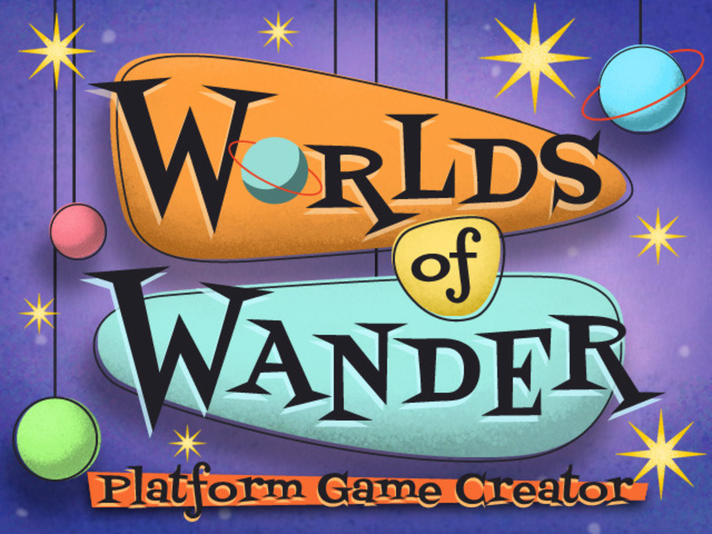 "WORLDS OF WANDER plus ""Secret Spaceship Club"" Game!'s video poster"