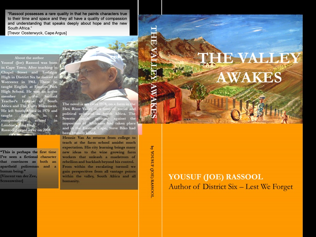 The Valley Awakes - a special edition's video poster