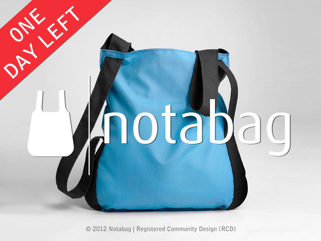Notabag: Innovative combination of a bag and a backpack's video poster