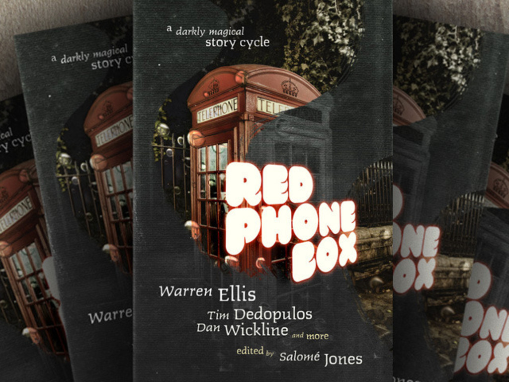 RED PHONE BOX's video poster