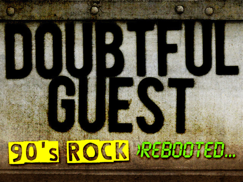 Doubtful Guest's video poster