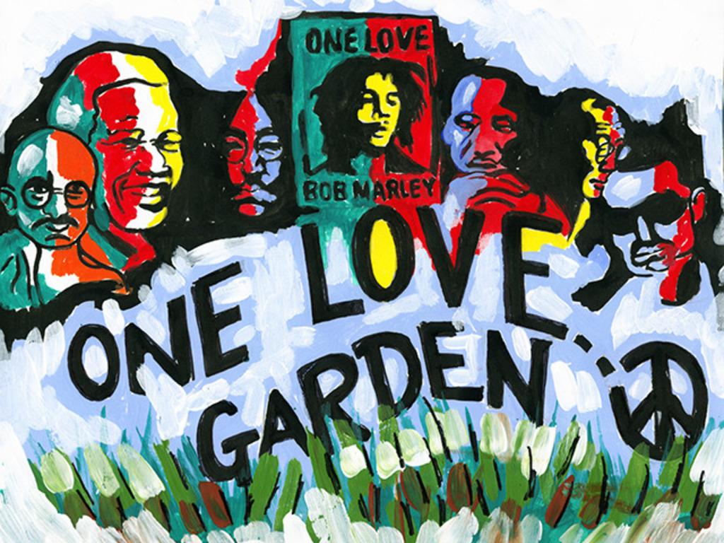 One Love Garden Mosaic & Sculpture's video poster