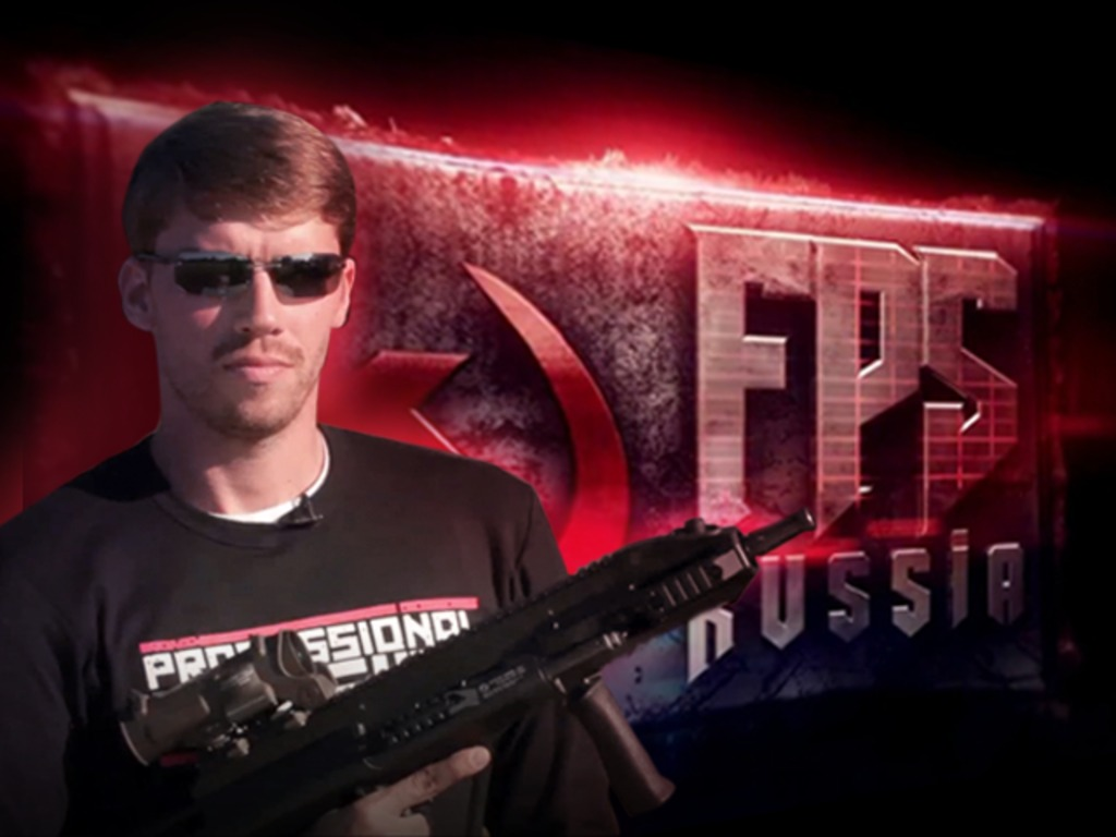 FPS Russia: The Game's video poster
