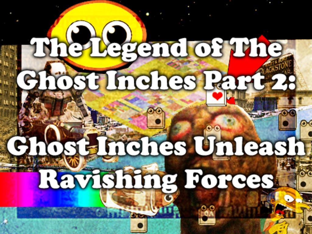 LOVELAND Season 2 Pre-Game Continued: Ghost Inches Unleash Ravishing Forces's video poster