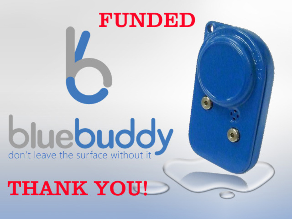 bluebuddy - Wireless Bluetooth 4.0 LE scuba diving logger's video poster
