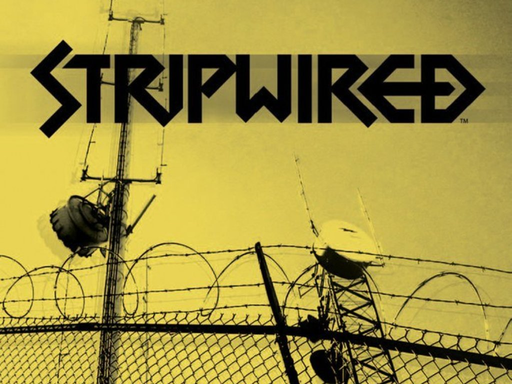 Stripwired the next AC/DC? album, video, marketing's video poster