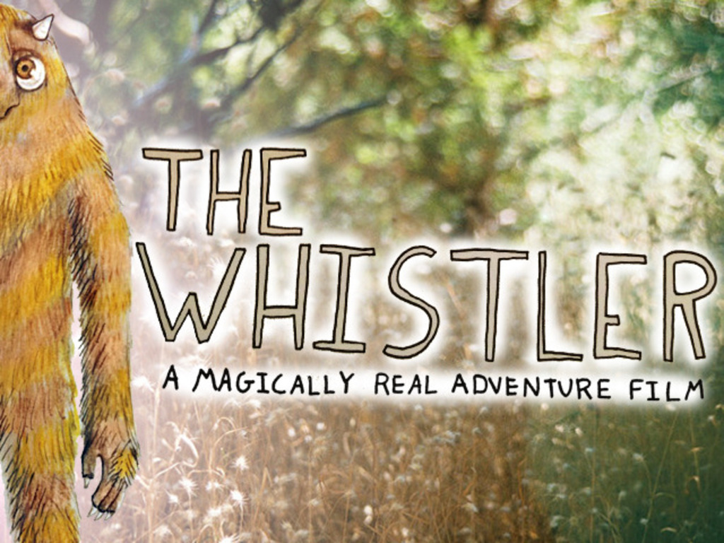The Whistler's video poster