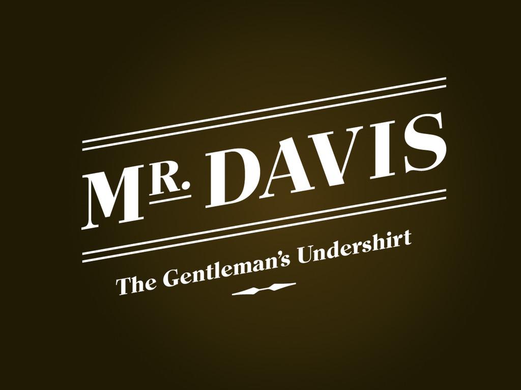 Mr Davis: The World's Best Undershirt's video poster