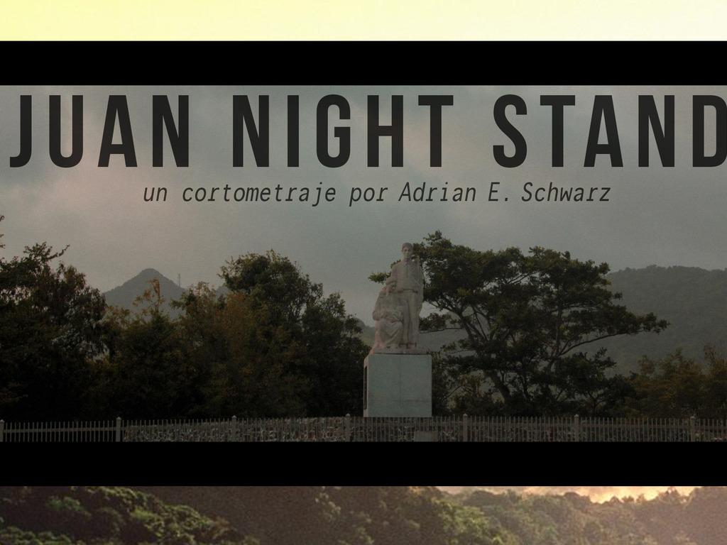 Juan Night Stand: A Short Film's video poster