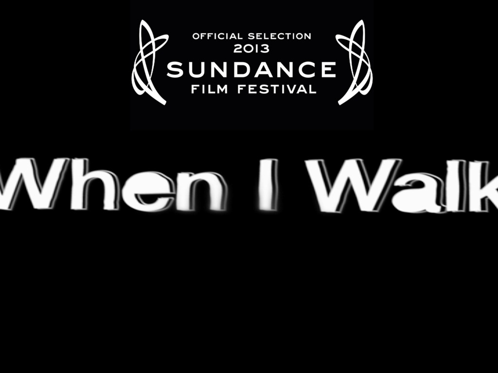 """""""When I Walk"""" is ready for the big screen! Let's get it out.'s video poster"""