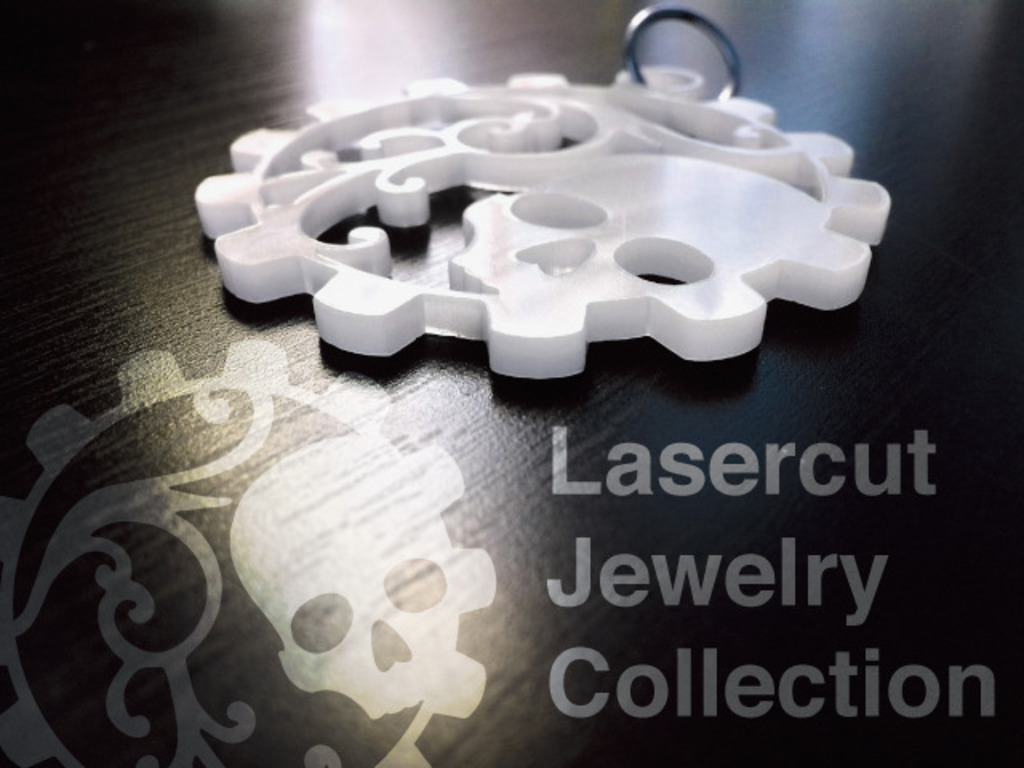Laser Cut Jewelry Collection's video poster