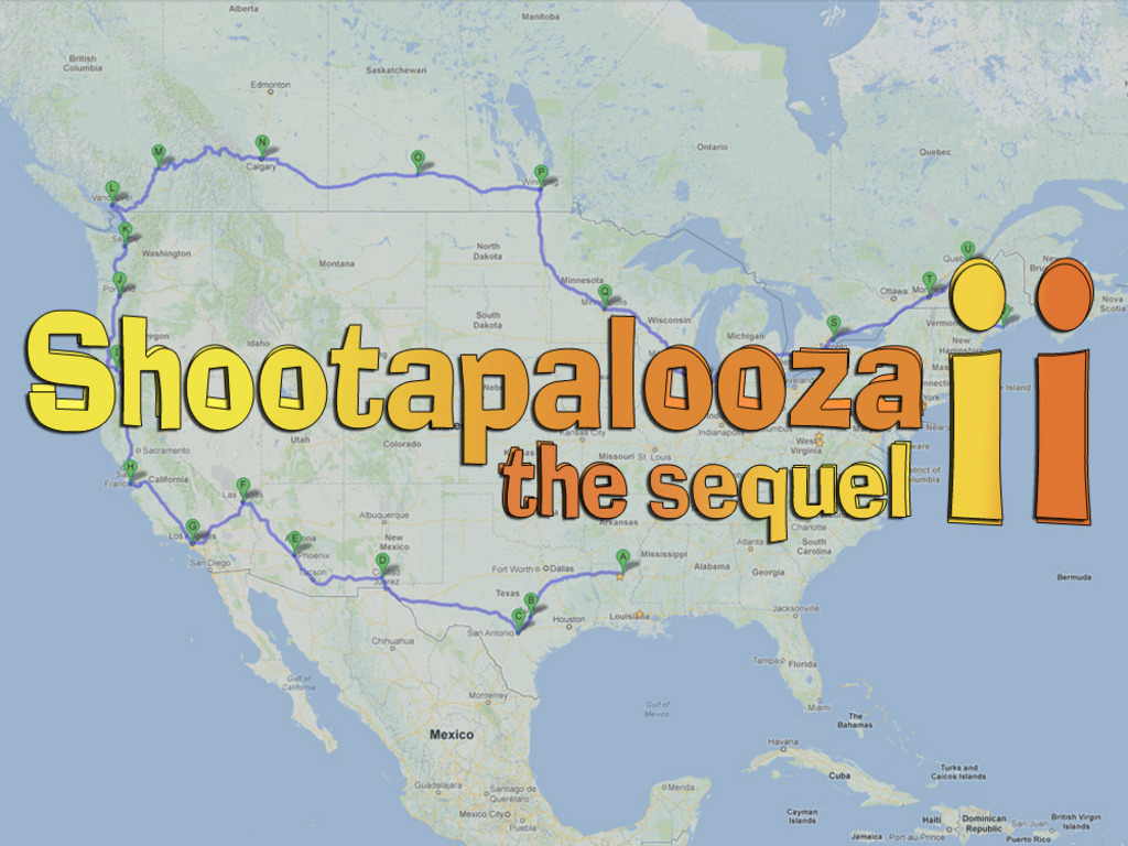 Shootapalooza II: The Sequel's video poster