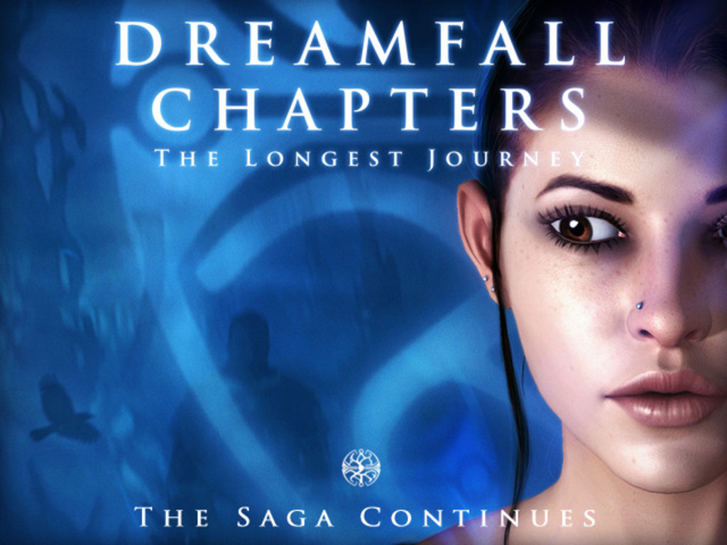Dreamfall Chapters: The Longest Journey's video poster
