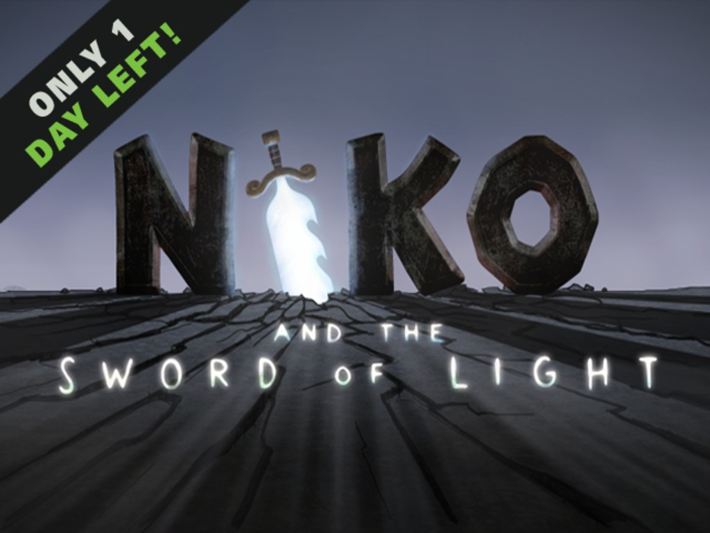NIKO and the Sword of Light - Fully Animated Comicbook's video poster