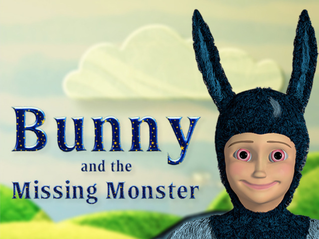 Bunny and the Missing Monster's video poster