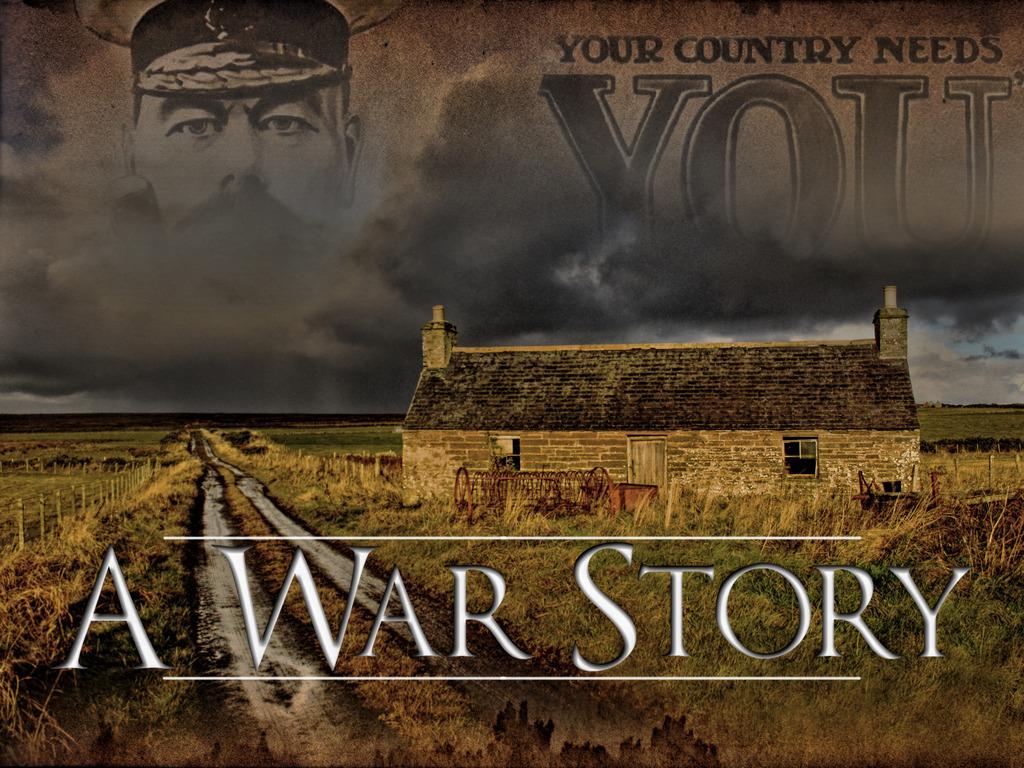 A War Story's video poster