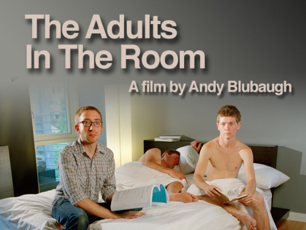 The Adults In The Room documentary's video poster