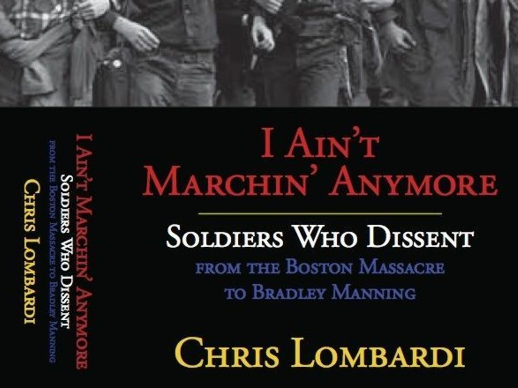 'I Ain't Marching Anymore: Soldiers And Dissent's video poster