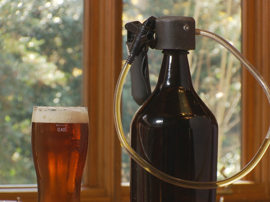 The TapIt Cap: The beer growler's best friend's video poster