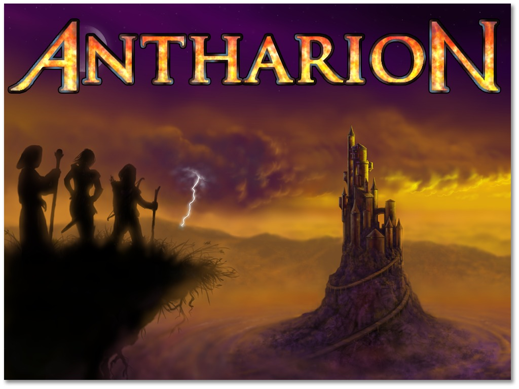 Antharion - An Old-School RPG's video poster