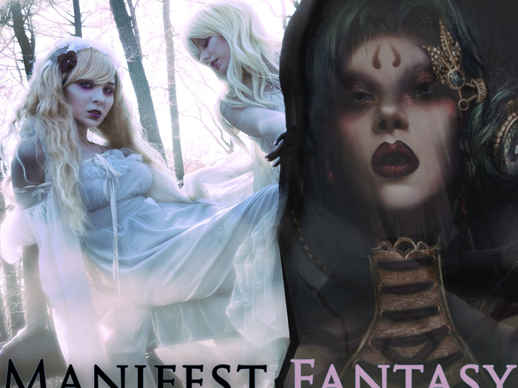 Manifest Fantasy: A Photographic Series.'s video poster