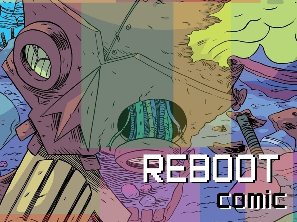 Reboot Comic ISSUE #1's video poster