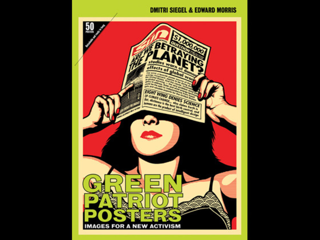 Green Patriot Posters (Project Green/NOMAD Films)'s video poster