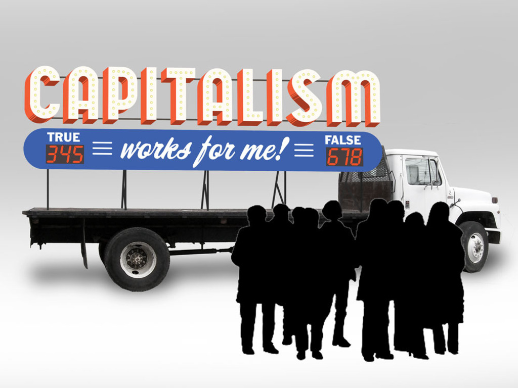 Make Capitalism Work For Me!'s video poster