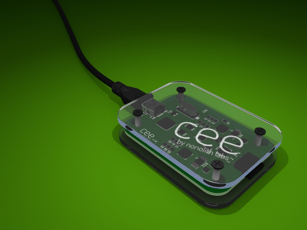 CEE: The USB analog electronics multi-tool's video poster