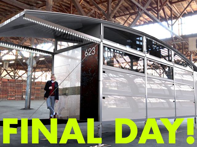 AbleNook: Rapidly Deployable Modular Dwelling (Canceled)'s video poster