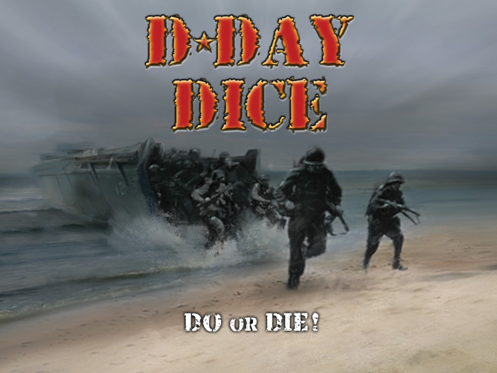 D-Day Dice Board Game's video poster