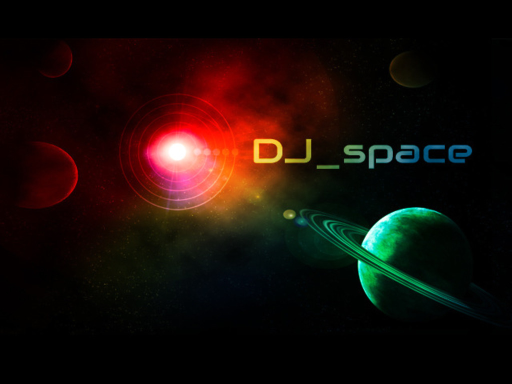 DJ space's video poster