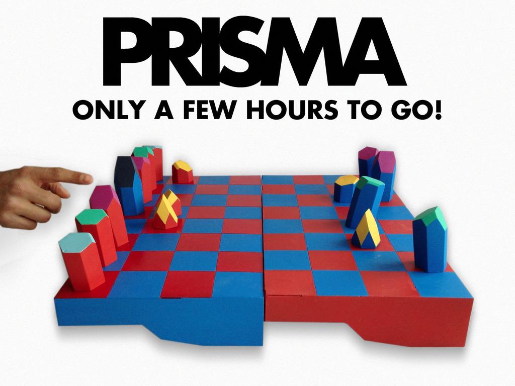 PRISMA's video poster