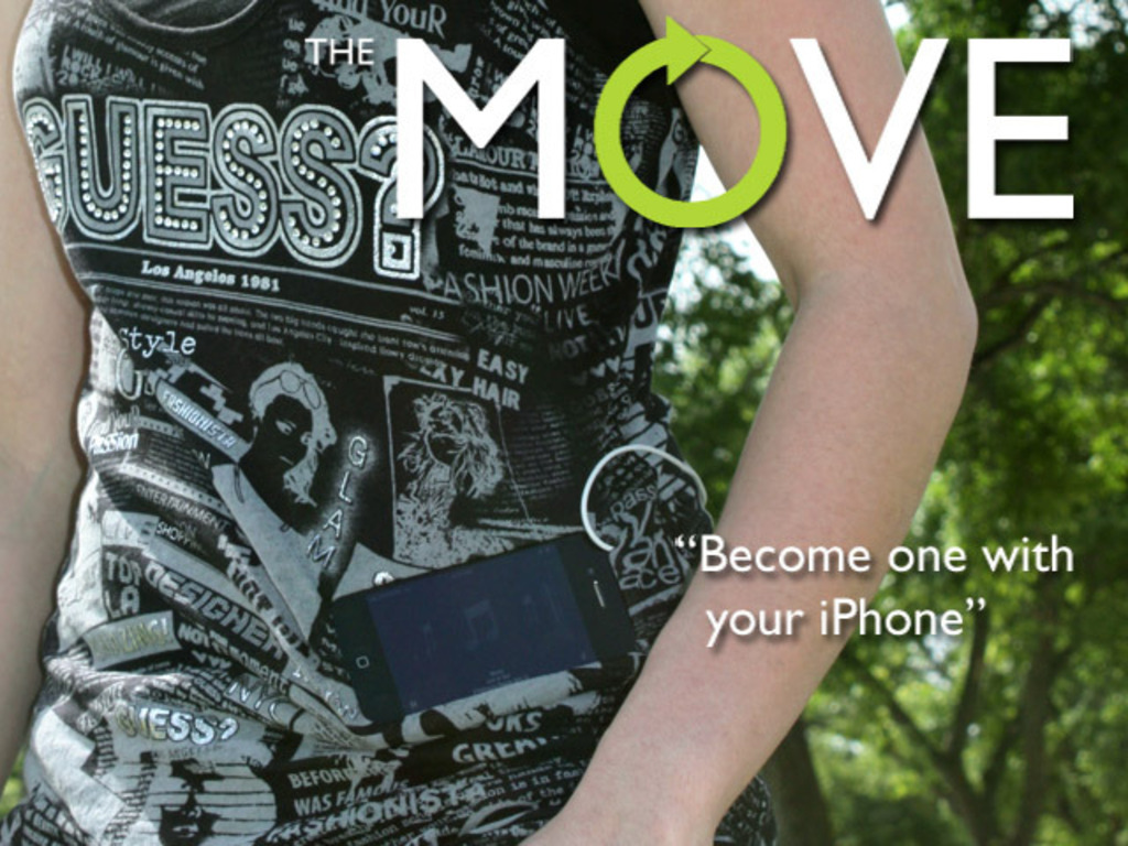 The Move: Wear Your iPhone's video poster